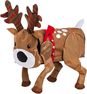 Reindeer Mailbox Cover