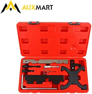 AUXMART Engine Timing Locking Tool Kit for Ford 1.6 VVT and Focus/C Max 1.6 VCT-Ti (03-09)