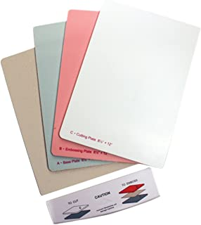 Spellbinders Grand Calibur Replacement Plates with Tray