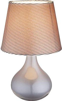 Globo 21651 Lampe de table moderne en céramique Gris