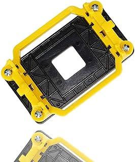 NMD&LR Placa Posterior De La CPU para AM3, Placa Posterior De Plástico para El Soporte Inferior del Ventilador del Radiado...