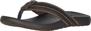 حذاء صندل نسائي خفيف خفيف خفيف من Dockers باللون البني مقاس 8 M