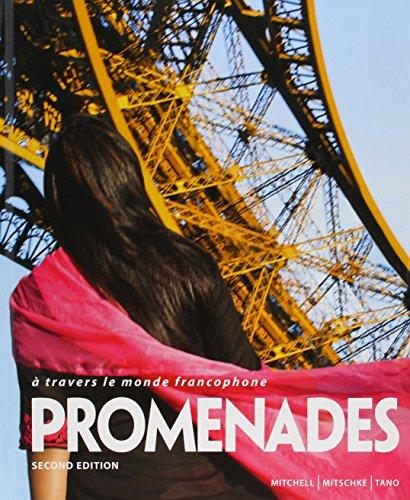 Promenades: A Travers le Monde Francophone, 2nd Edition Text