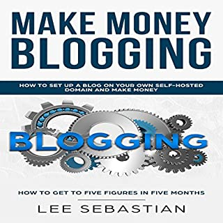 Make Money Blogging cover art