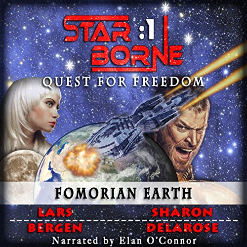 Fomorian Earth audiobook cover art
