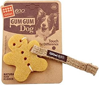 Dog Dental Chews Toys Teeth Cleaning,Rubber Dog Treats,Healthy&Clean