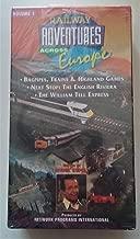Railway Adventures Across Europe V. 1 VHS