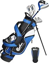Confidence Golf Junior Golf Clubs Set - Lefty