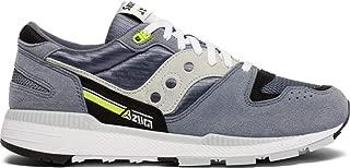 Saucony Originals Men's Azura Sneaker, Slate/Grey, 5.5 M US