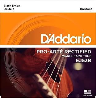 ghs baritone ukulele strings