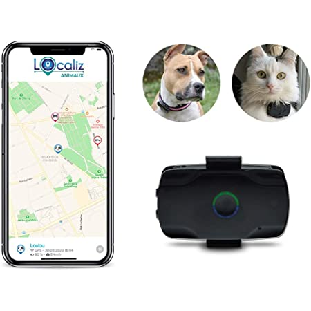 LOCALIZ - Localizzatore GPS per gatti e cani di piccola taglia, il localizzatore GPS utilizzato nella trasmissione della vita segreta dei gatti