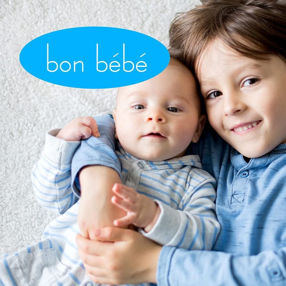 Bon Bebe Baby Boys and Baby Girls 0-9 Months Short Sleeve Bodysuit Pant Set with Matching Bib