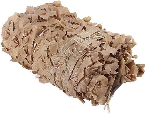 Liul Filet D'ombrage Camouflage Tissu d'Oxford Maille De Prougeection Solaire Dissimuler en Plein Air Disposition,5x8m