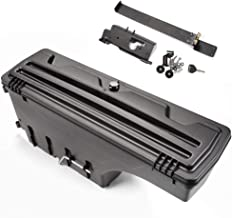 G-PLUS Fit for Dodge Ram 1500 2500 3500 2002-2018 Lockable Storage Box Case Truck Bed Toolbox Rear Right Passenger Side