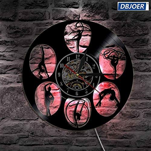 Reloj de pared lámpara de pared de vinilo deportivo persowood lámpara de mesa lámpara de mesa lámparas de mesa de noche lámpara de mesa de batería