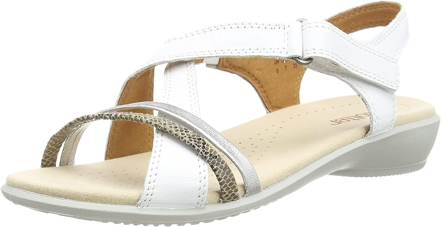 Hotter Women's Ankle-Strap Complete Free Ranking TOP19 Shipping Sandal