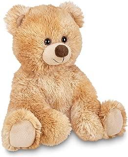 Bearington Lil' Kipper Tan Plush Stuffed Animal Teddy Bear, 11.5 inches