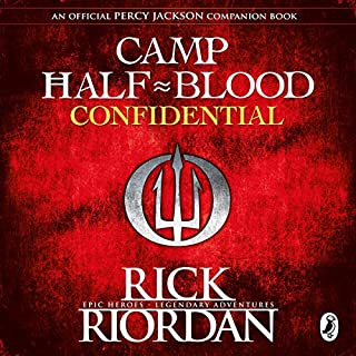 Camp Half-Blood Confidential cover art