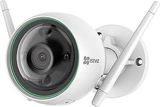 EZVIZ C3N 1080P Outdoor Security Camera,IP67 Weatherproof Wifi Surveillance IP Camera with Two-Way Audio,AI Humanoid Motio...