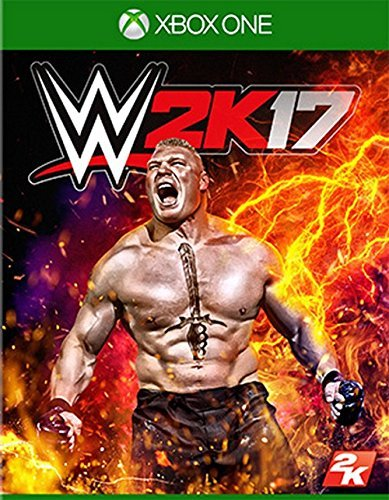 Take-Two Interactive WWE 2K17 XBox One Básico Xbox One Inglés vídeo - Juego (Xbox One, Lucha, Modo multijugador, T (Teen))