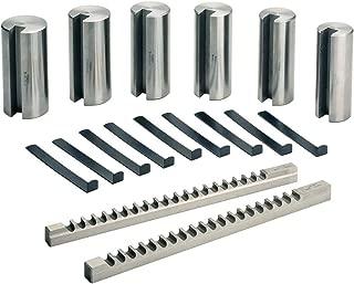 64 mm Full Length 8 mm Head Diameter Dormer S5238.0XR0.3 Shank Corner Radius End Mill HM 20 mm Flute Length TiSiN Coating R 0.3 mm