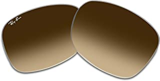 Ray-Ban Original RB2140 50M Crystal Brown Gradient Replacement Lenses For Men For Women+FREE Complimentary Eyewear Care Kit