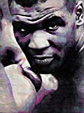 Posters-Galore Mike Iron Tyson Boxing Icon Art Print Poster
