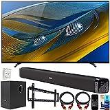 "Best Oled Tvs - Sony XR65A80J 65"" A80J 4K OLED Smart TV Review"