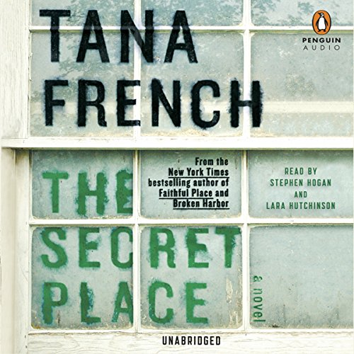 The Secret Place audiobook cover art