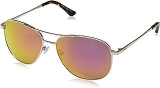 Rèvo - Unisex adulto RE 1080 04 SP Gafas de sol modernas deportivas polarizadas de aviador Maxie Re 1080