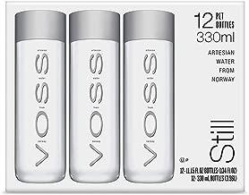 VOSS Artesian Still Water, Plastic Bottles, 330ml, Pack of 12, Limited Edition