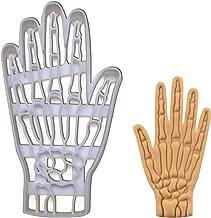 Anatomical Human Hand Bone X-Ray cookie cutter, 1 piece - Bakerlogy