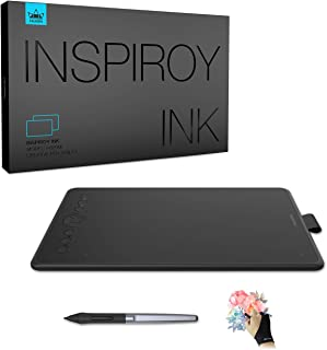 Huion Inspiroy Ink H320M Drawing Tablet, Dual-Purpose LCD Writing Tablet 8192 Pen Pressure Battery-Free Stylus Tilt Functi...