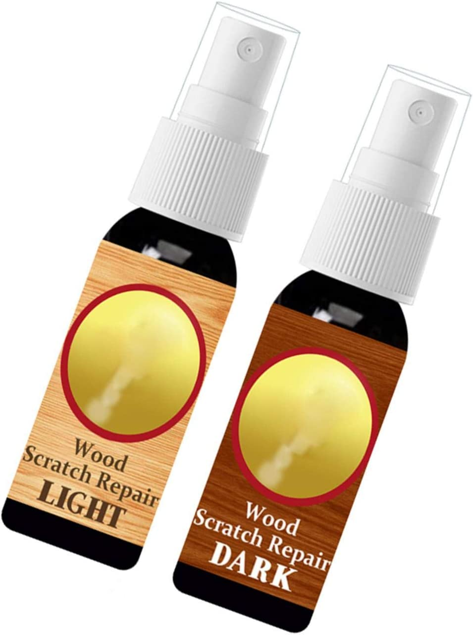 soarflight Wood Scratch Manufacturer direct delivery Repair Spray Wooden Furni Dark and Light Max 46% OFF