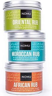 Best nomu african rub Reviews