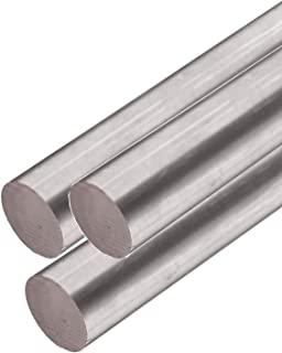Online Metal Supply 416 Stainless Steel Round Rod, 0.218 (7/32 inch) x 12 Feet (3 Pieces, 48