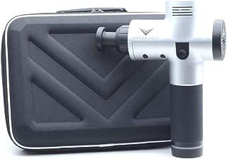 clouday Hyperice ケース EVAケース 保護ケース Hypervolt 専用バッグ 保護カバー ワイヤレスイヤホン バッグ 滑り止め 防水 防塵 衝撃吸収 全面保護 アクセサリー 携帯便利 (ケースのみ)
