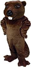 Beaver Lightweight Mascot Costume