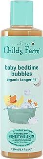 Child's Farm Baby bedtime bubbles, organic tangerine 250ml,,8.4 fl.oz