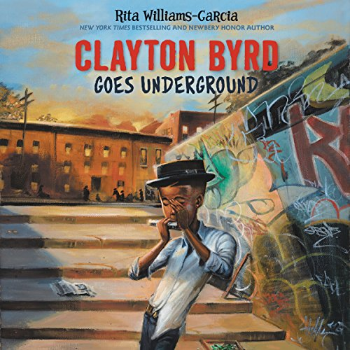 Clayton Byrd Goes Underground audiobook cover art