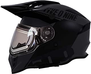 Best 509 snowmobile helmet with electric shield Reviews