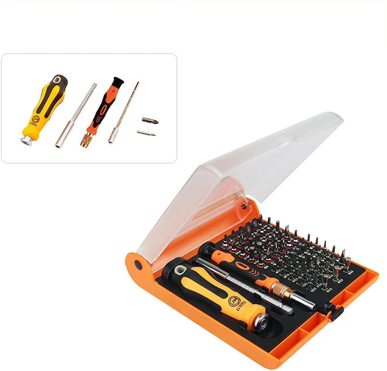 PoJu PoJu PoJu 72-in-1-Schraubendreher-Set Telekommunikations-Kit Reparatur- und Entfernungswerkzeug Iphone-Schraubendreher B07LBQGPRF | Ausgezeichnetes Handwerk  e593f1