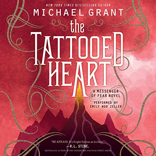 The Tattooed Heart audiobook cover art