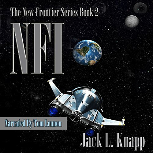 NFI: New Frontiers, Incorporated audiobook cover art