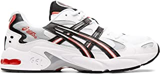ASICS Tiger Men's Gel-Kayano 5 OG Sneakers, White/Black