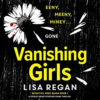 Vanishing Girls cover art