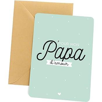 Carte Anniversaire Papa Carte De Voeux Joyeux Anniversaire Papounet Carte D Anniversaire Amazon Fr Cuisine Maison