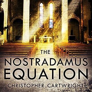 The Nostradamus Equation audiobook cover art