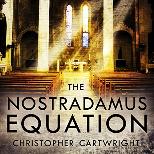 The Nostradamus Equation     Sam Reilly, Book 6              By:                                                                                                                                 Christopher Cartwright                               Narrated by:                                                                                                                                 David Gilmore                      Length: 14 hrs and 7 mins     24 ratings     Overall 4.3