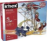 K'nex- Knex Thrill Rides Montaña Rusa Mecha Strike 540 Piezas (Fábrica de Juguetes 41228.0)
